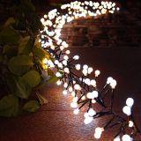 屋外の屋内庭の裏庭党-クリスマスの装飾のための防水爆竹の装飾的なライト