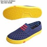 新式の新しく物質的な男女兼用の偶然の屋外スポーツの靴