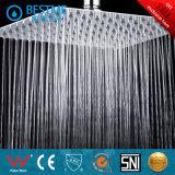 極めて薄いSUS304ステンレス鋼の降雨量のシャワー・ヘッド(BF-M025)