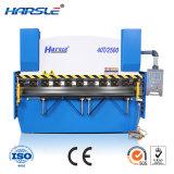Vendas Quente Harsle Wc67y placa hidráulica CNC máquina de dobragem