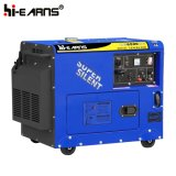 Luftgekühlte 2 - 5kw Protable DieselGenset (DG6500SE)