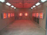 Cabine de pulverizador elétrica do carro para a venda Wld6000