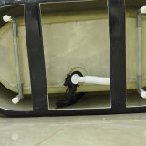 Vasca da bagno indipendente di figura ovale (BG-7005I)