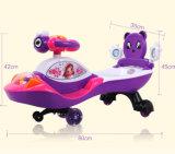 Véhicule d'oscillation de jeu de Ctive de gosses Conduire-sur le jouet avec la musique
