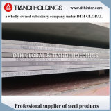 Warm gewalzte Stahlplatte