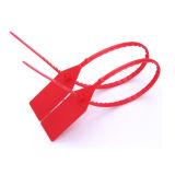 De geschikt om gedrukt te worden Kabel van de Markering met de Plastic Band van de Verbinding van het Slot van het Etiket