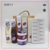 Mano Set2 de la serie del señorío de la uva del ODM del OEM de la fábrica de los cosméticos