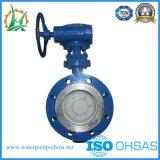 Drenaggio dell'acqua con la pompa centrifuga di caso spaccato dell'assistente di vuoto