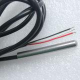 Détecteur de température trifilaire de Digitals - Ds18b20 imperméable à l'eau