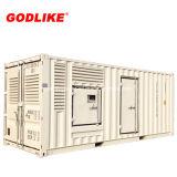 工場販売3段階1MWのディーゼル発電機の価格(KTA50-G3) (GDC1000*S)