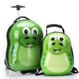 漫画パターントロリー荷物はバックパックのHardshellのバックパック袋をからかう