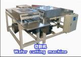 Автоматическая обработка печенья полупроводниковых пластин линии резки машины