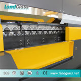 Landglassのジェット機の対流水平のガラス和らげる機械価格