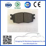 低雑音塵の高性能車ブレーキパッド無しD1156-8266