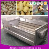 Rondelle de lavage de fruits et légumes de machine d'écaillement de manioc