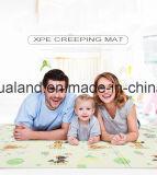 XPE 거품 양탄자 지면에 있는 발전 양탄자 아기에 있는 기는 매트 아이들이 아기에 의하여 실행 장난감 농담을 한다