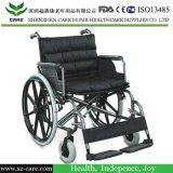 ردّ اعتبار يزوّد معالجة مترف فولاذ دليل استخدام كرسيّ ذو عجلات