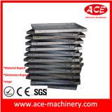 A China o fabrico de produtos de Metal