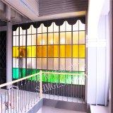 Дешевые внешние стальные конструкции двери сделанные в Китае