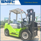 Forklift Diesel 2.5tons de Snsc com transmissão hidráulica automática