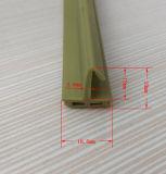 Старения устойчив силиконового каучука кромочного материала в виде полос