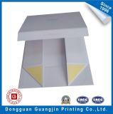 Коробка чувствительного картона упаковывая бумажная