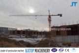 Grue à tour neuve de Topkit d'arrivée pour la construction de construction