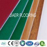 快適なアクリルのビニールの床に床を張るスポーツPVCビニールの板