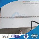ビニールの上塗を施してあるギプスの天井のタイル(有名な日光のブランド)