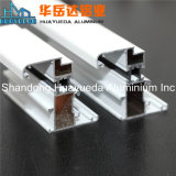 La alta calidad modificó el perfil de aluminio de la protuberancia para requisitos particulares de la aleación de aluminio 6063