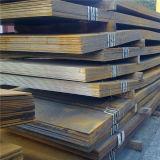 Placa de aço laminada a alta temperatura do baixo carbono de ensolarado