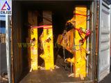 Manuel de semi-automatique Barre de levage du conteneur de l'éparpilleur