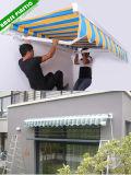 屋外の屋根のWindowsの日除けおよびテラスの陰のおおいの製造業者