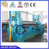 Machine universelle de dépliement en acier et de roulement de la plaque 3-Roller de W11S-16X4000 Hydrulic