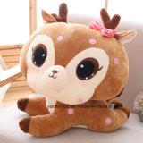Оптовая торговля Мягкие плюшевые игрушки мягкие игрушки Cute оленя