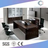 중국 고아한 검정 L 모양 사무실 책상 사무용 가구 (CAS-MD1826)