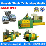 125t Push out Hydraulic Scrap Copper Wire Baler