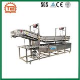 De Machine van de Wasmachine van de groente en van de Bel van het Fruit voor de Grote Fabriek van Procesing van het Voedsel