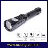 камера электрофонаря DVR камеры факела индикации 1.5inch для патруля обеспеченностью полиций