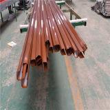 le profil de l'aluminium 6061 6063 pour la construction de guichet a employé