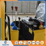 中国の安く小さいクローラー掘削機の農場または庭掘る機械販売のための0.8トンの小型掘削機