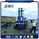 De aanhangwagen Gebruikte Machine van de Boring van de Put van het Water voor Verkoop