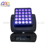 25X10W 4in1 CREE Matrix LED Moving Head Light