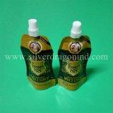 Selbstvertrauen-Beutel mit Tülle für Frucht-Getränke