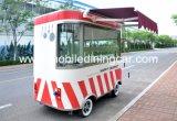 صنع وفقا لطلب الزّبون صغيرة البيع عربة لأنّ يبيع طعام