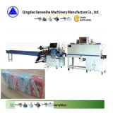 Swf590 Electric Components Automatic Shrink Wrapping Machine