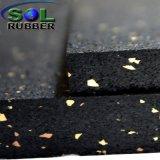 Stuoia di gomma commerciale Rolls della pavimentazione di ginnastica di EPDM