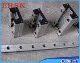 Double longeron de guide linéaire en aluminium pour le type de Hsr