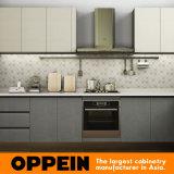 Oppeinのプロジェクトの木のメラミン食器棚(OP15-M01)