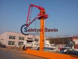 素晴らしい溶接油圧自己上昇の具体的な置くブームの中国の製造者